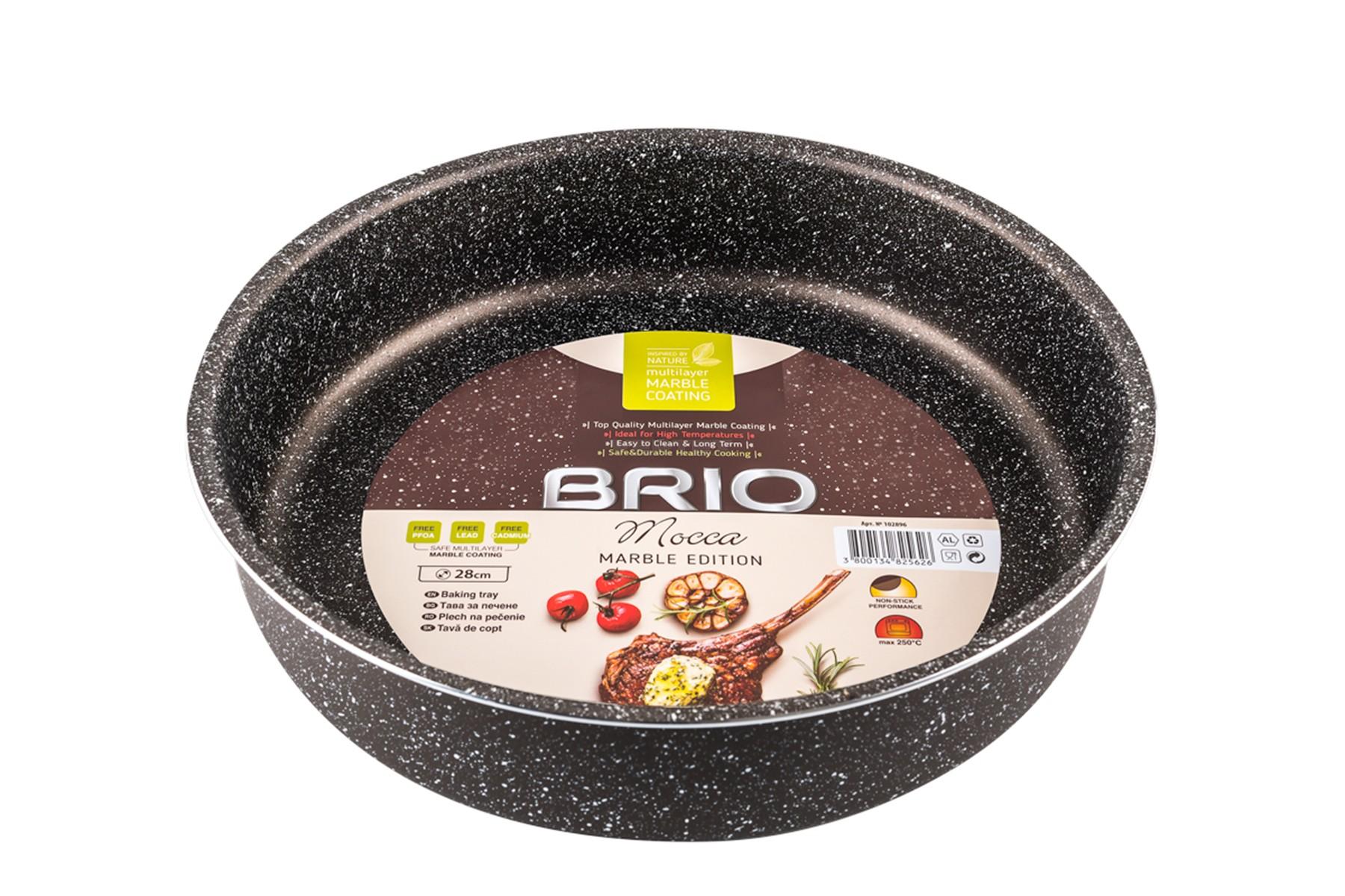 BRIO Mocca - Marble Edition (12)
