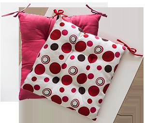 Възглавници за стол - единична (25)