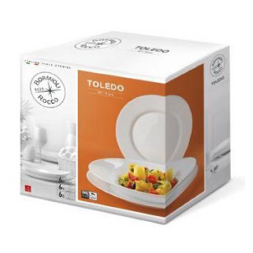 TOLEDO-Сервиз 19 елемента (4.00875)