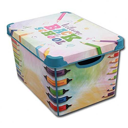 Q-STYLE BOX-Пластмасова ку�...