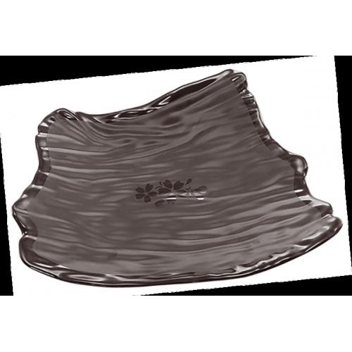 HORECANO-SHIBUI-Плато за суши 30x23xh5,6cm ЧЕРНО (118412BK)