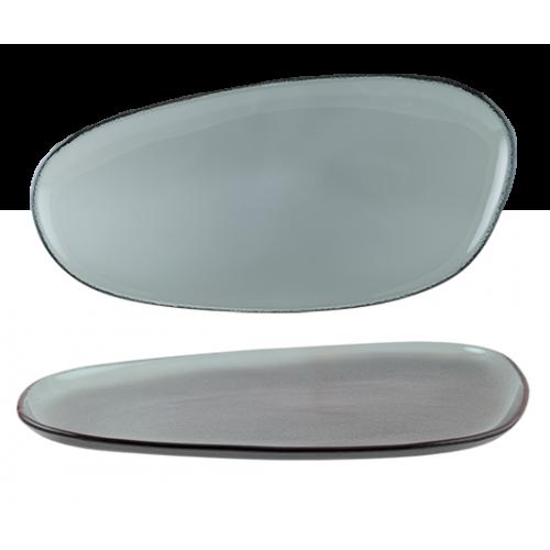 BONNA-GLASS VAO-Плато овал 39cm...