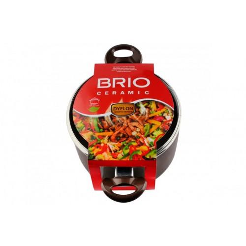 BRIO Ceramic - Тенджера с ке�...