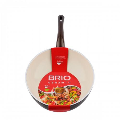 BRIO Ceramic - Тиган WOK с кер�...
