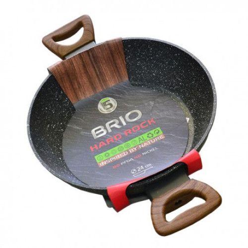 BRIO Hard Rock - Тиган с две д...