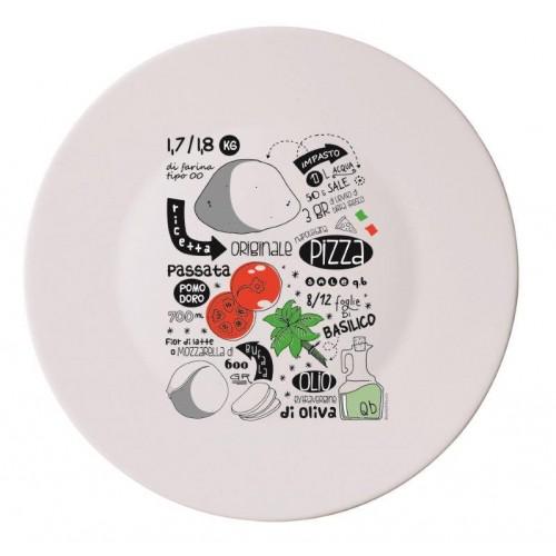 РОНДА чиния за пица 33с...