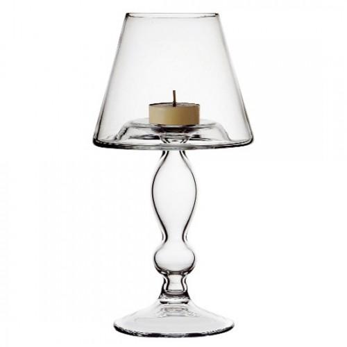 VIDIVI-BANQUET-Стъклен свещн...
