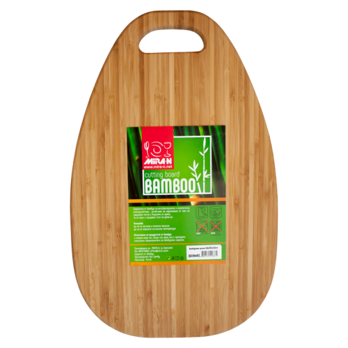 Бамбукова дъска 48х30,5х...