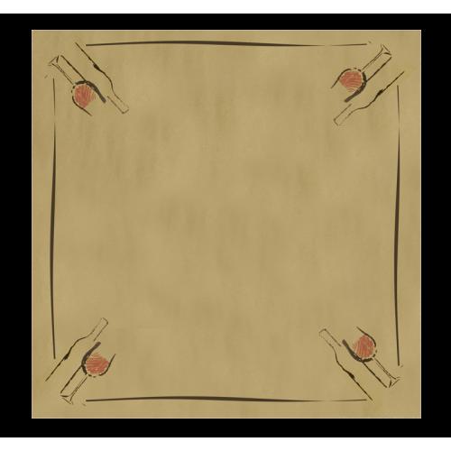 Квадратна хартиена по...