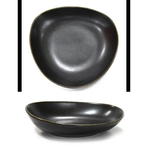 ANTIQUE-BLACK-Дълбока чиния ...