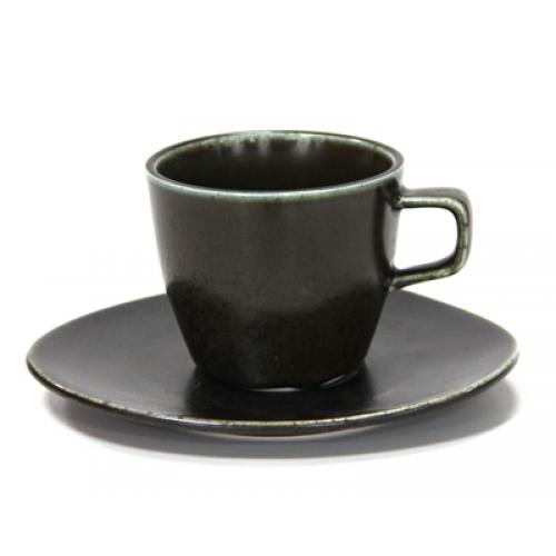 ANTIQUE-BLACK- Чашка с чиний�...