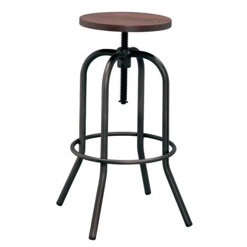 ANTIQUE-Бар стол на винт 40...