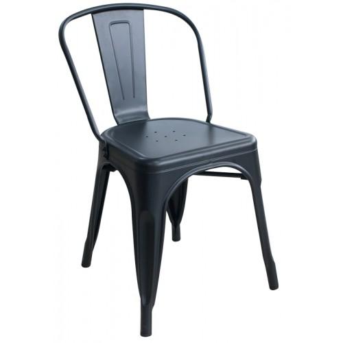 ANTIQUE-Метален стол 51x44x84...