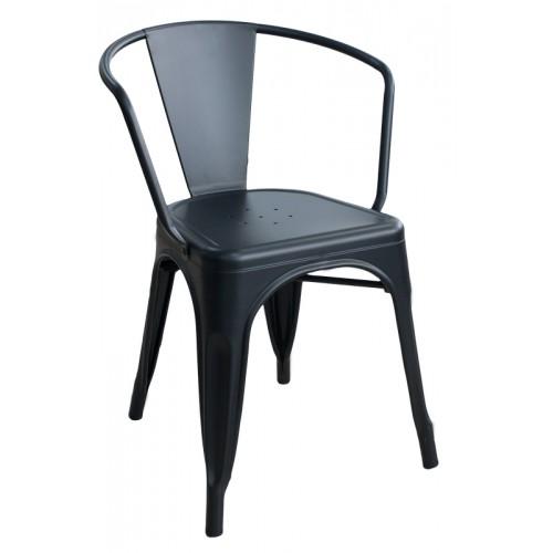 ANTIQUE-Метален стол 48x51x74...