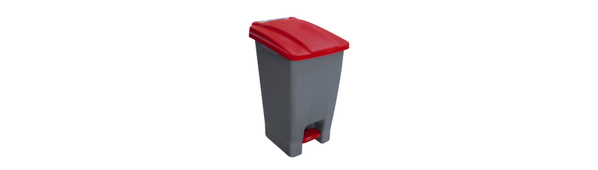 Кошове за отпадъци пластмасови