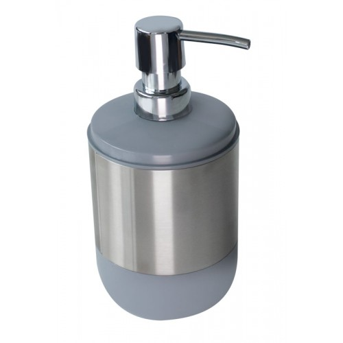 "PN-Дозатор за течен сапун ""LIMA XL"" СИВ (M-SA06-07)"