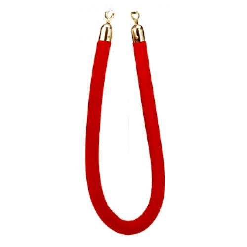 CN-Червено въже за огра...