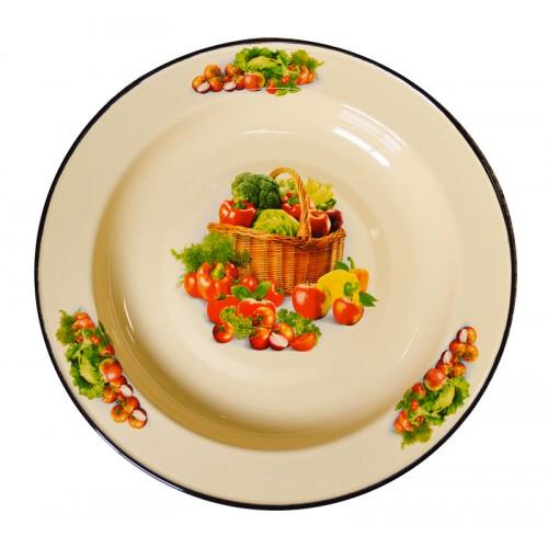 Р-Блюдо 2lt с декор...