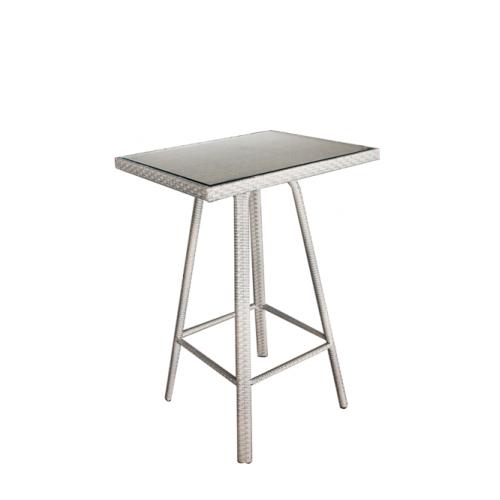 Бар маса правоъг.76х61х1...