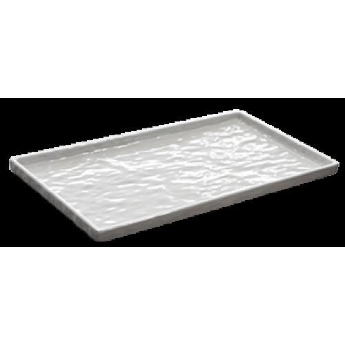 KN-Плато 17.7*32.5 см Бяло  1...