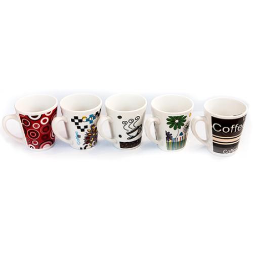 Чаша за чай Конус с де�...