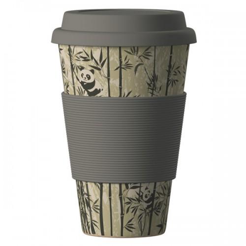 Еко чаша от бамбук Пан...