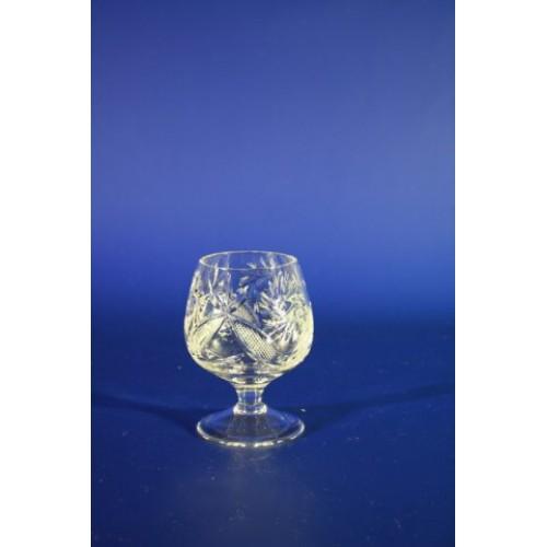 КРИСТАЛ-Чаша коняк 150г...