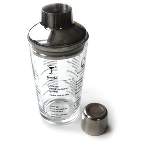 CN-Шейкър стъклен 350 ml (5...