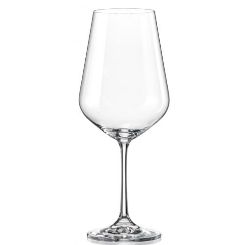 CRYSTALEX SIESTA(4GA06) Чаша за ч...