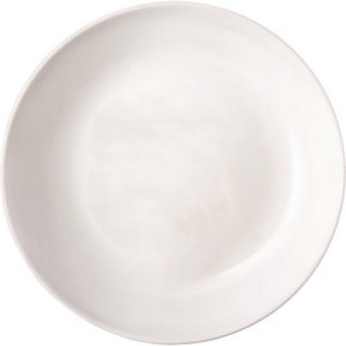 RONDA-Чиния подложна 31см.WHITE MOON