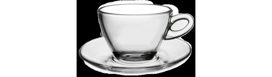 Чаши за топли напитки/Чинийки