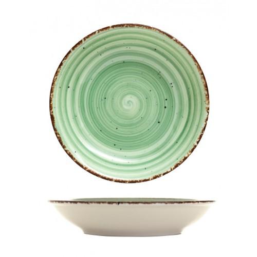 ГП-GREEN-Дълбока чиния 20c...