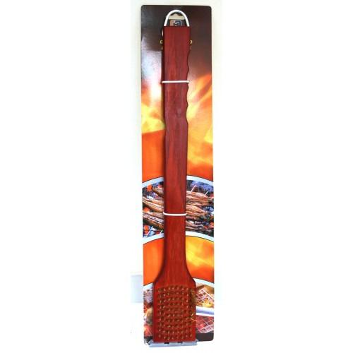 CN-BBQ Четка с дървена др...