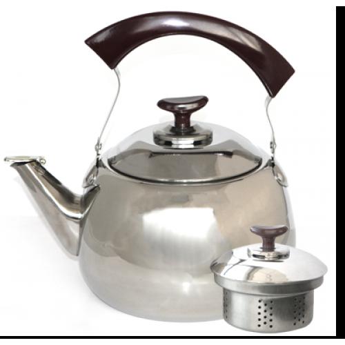 CN-Чайник хром 22см-4л(5347...