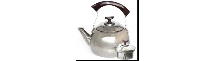 Кафеварки, Чайници