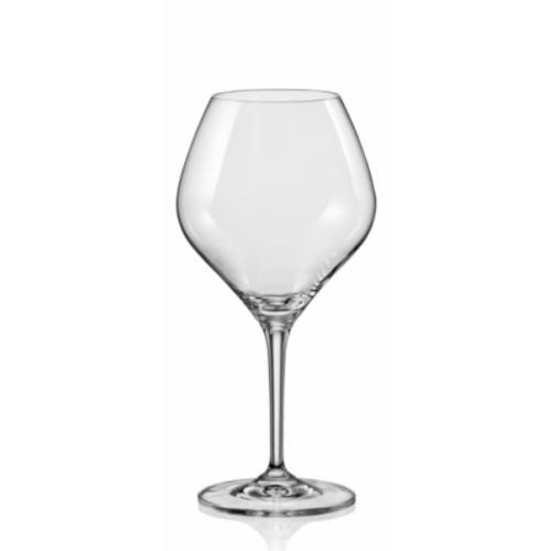 CRYSTALEX-Amoroso(40651)-Чаша бял...
