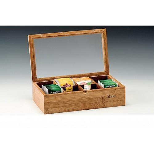 AN- Дървена кутия за ча�...