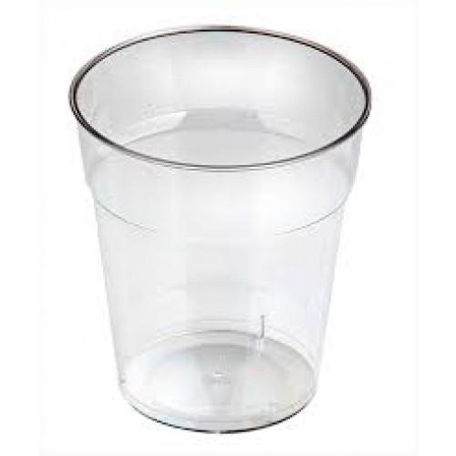 RK-Чаша за еднократна употреба полистирен 200 мл КВ.200