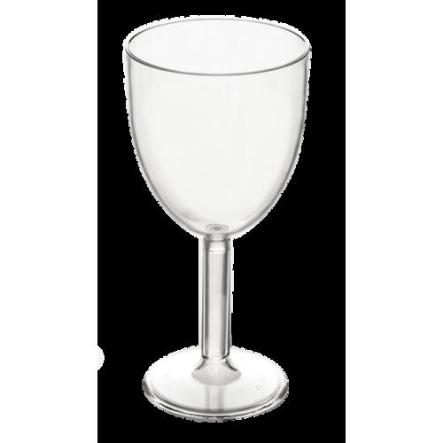 RK-Чаша за вино за еднократна употреба полистирен 185 мл R.185
