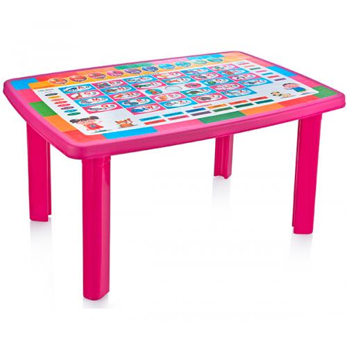 ИП-Детска маса с ДЕКОР...