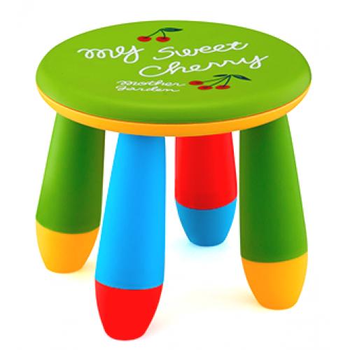 LXS-309 Детско пластмасово столче кръг