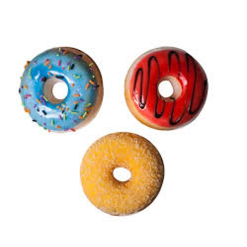 CN-Декоративен Dunkin Donuts ...