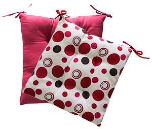 Възглавници за стол - единична (24)
