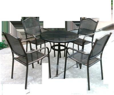 Маси/Столове/Сет - алуминий (11)