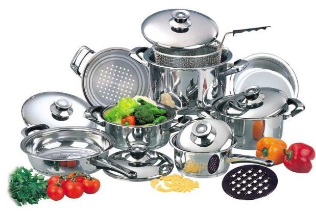 Съдове за готвене (1147)