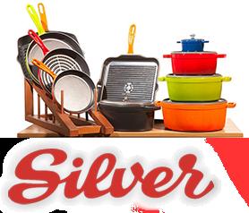 """чугун """"Silver"""" (76)"""