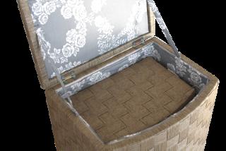 Бамбуков кош - хартиена оплетка (1)